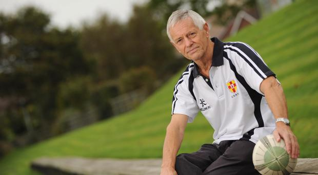 Brian Banks has dedicated 59 years to Ulster rugby - 27 as a player and 32 as a referee