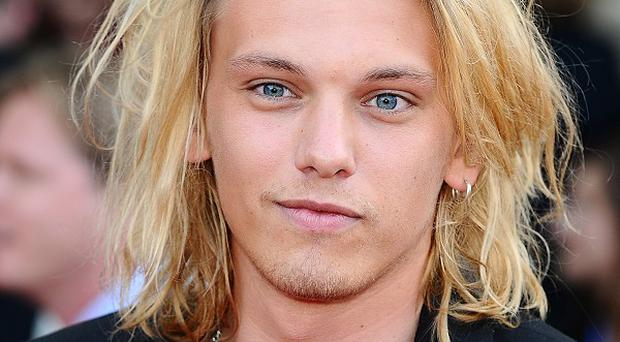 Jamie Campbell Bower stars alongside Joely Richardson in Anonymous