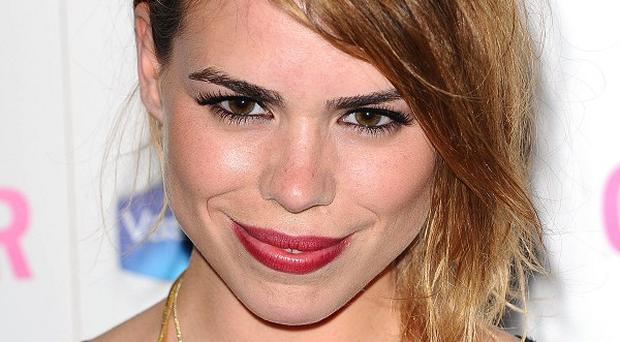 Billie Piper is pregnant for the second time, according to reports