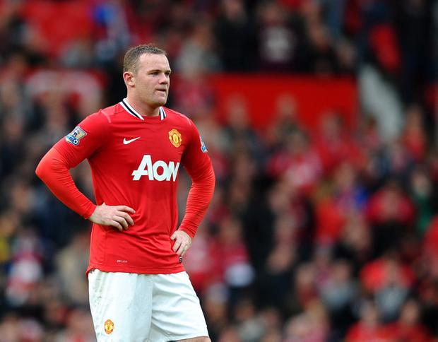 Wayne Rooney will be hoping to score against his former club Everton