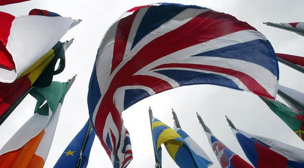 A poll showed the majority of Britons want powers clawed back from Brussels