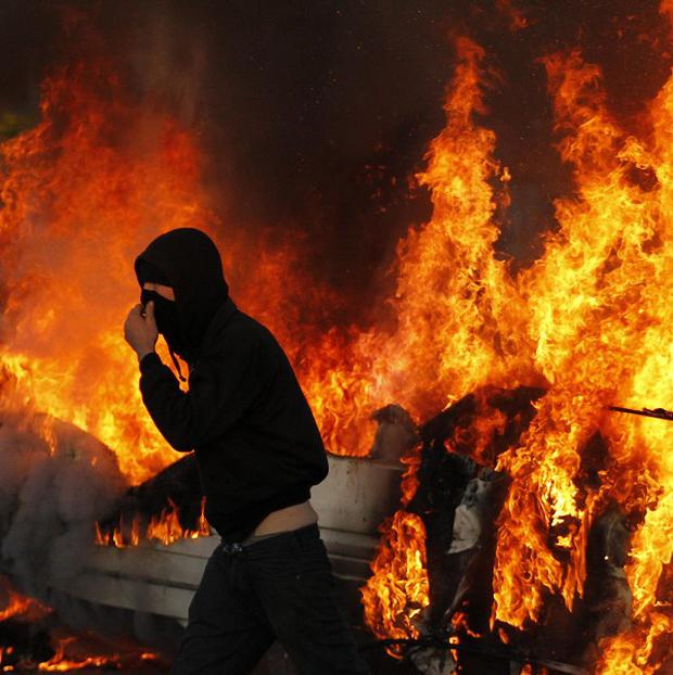 Of the 1,350 people hauled before the courts for their part in the August riots, 40 per cent were claiming a state benefit, figures show