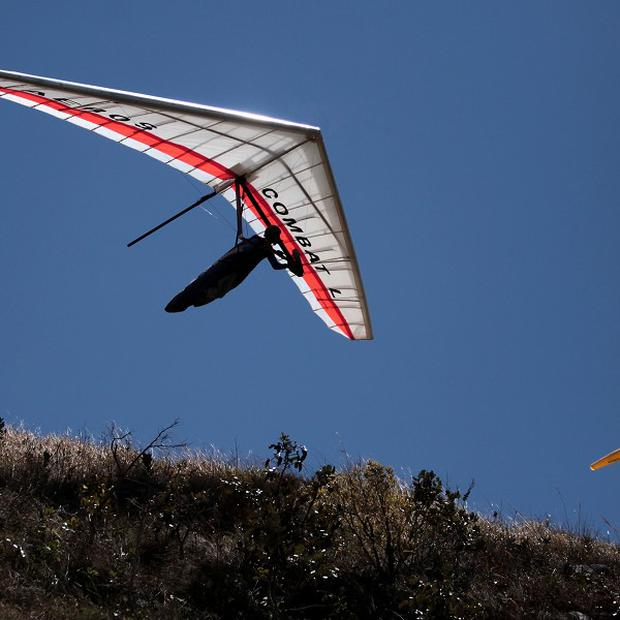 A 16-year-old girl has died after a hang gliding crash in Derbyshire