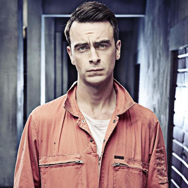 Joe Gilgun admits he was nervous about joining Misfits
