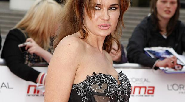 Kierston Wareing learnt about drugs while filming Top Boy