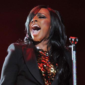 Alexandra Burke is replacing X Factor judge Kelly Rowland, who is ill