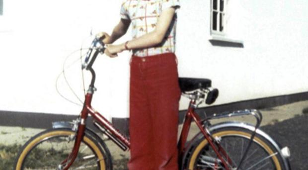 Jennifer Cardy was riding her new red bike when she was abducted from a country lane in 1981