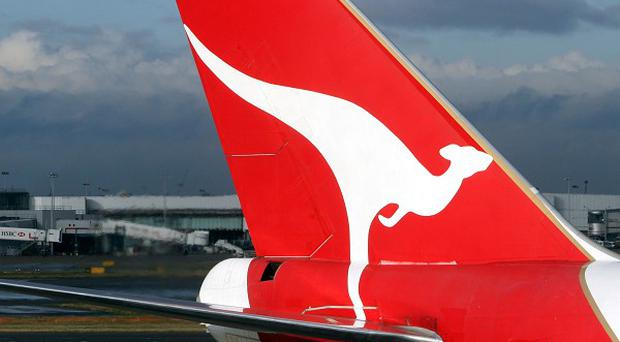 All Qantas planes have been grounded over an industrial dispute