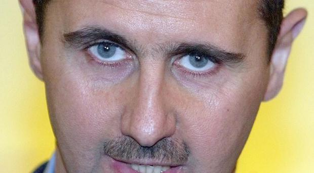 Syrian president Bashar Assad has thanked Russia for a UN veto