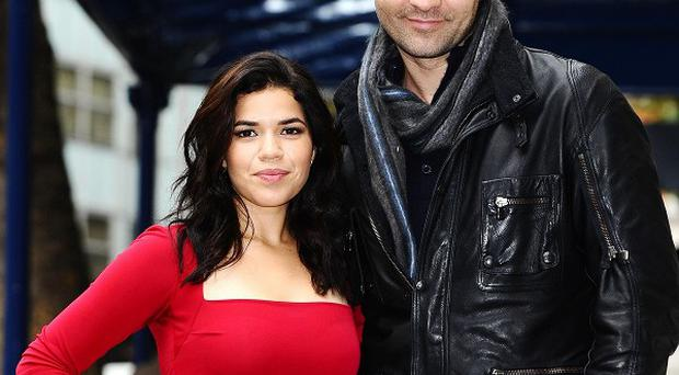 Darius Campbell is starring alongside America Ferrera in the new show
