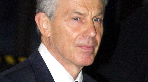 Middle East peace is a likely topic for discussion when former prime minister Tony Blair meets US president Barack Obama
