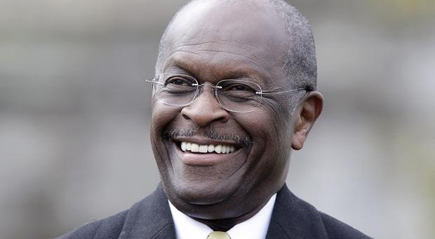 Republican presidential candidate Herman Cain has denied reports he was involved in sexual harassment cases(AP)