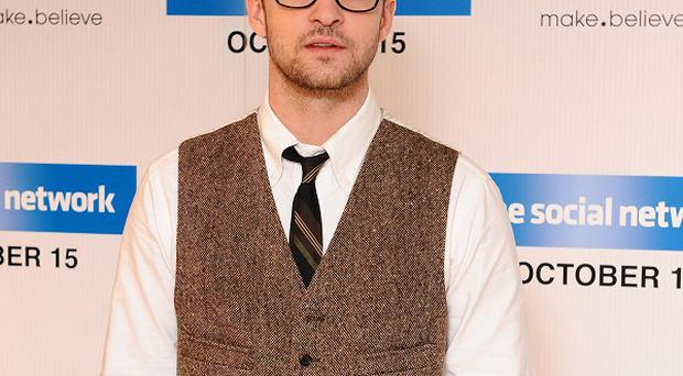Justin Timberlake has been taking a break from recording