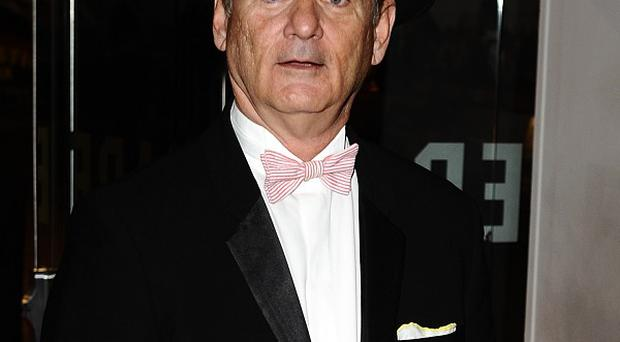 Bill Murray has worked with Roman's sister, Sofia