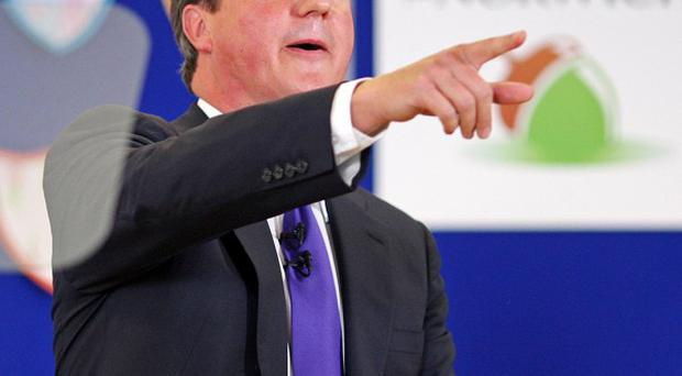David Cameron has welcomed the deal