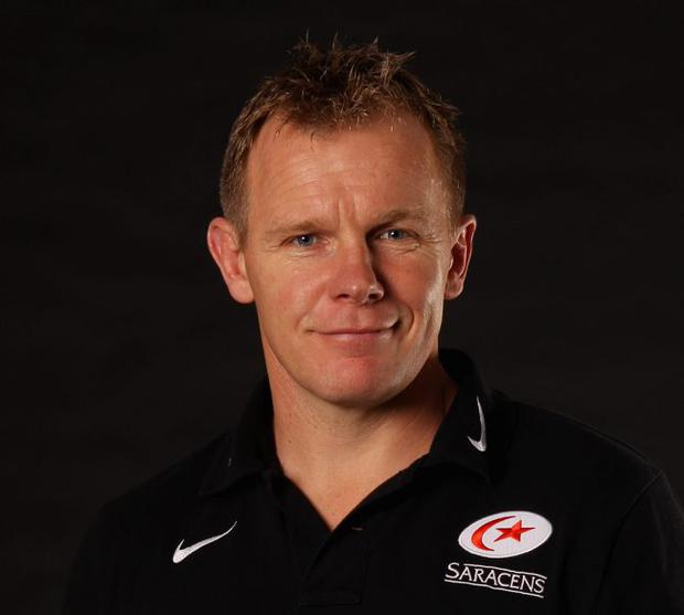 Solid: Mark McCall's Saracens have an impressive away record