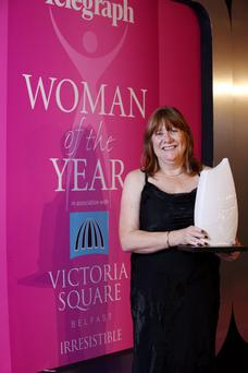 BT Woman of the Year 2010 Winner - Penny Holloway
