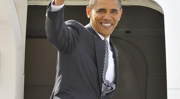 Forbes magazine named Barack Obama as the world's most powerful man