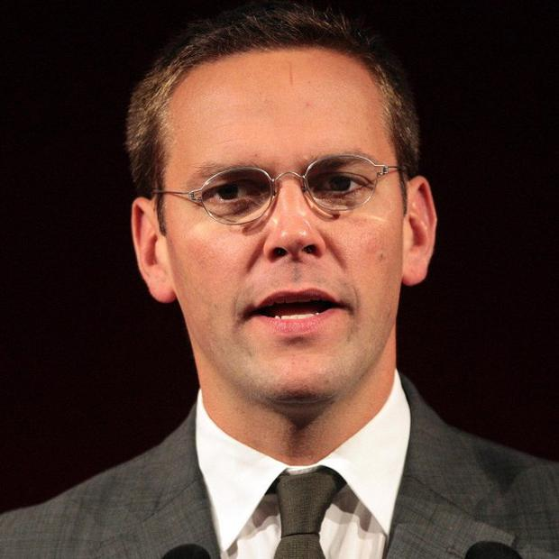 James Murdoch is deputy chief operating officer at News Corp