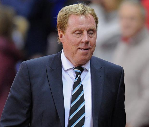 Surgery: Harry Redknapp has suffered a heart scare