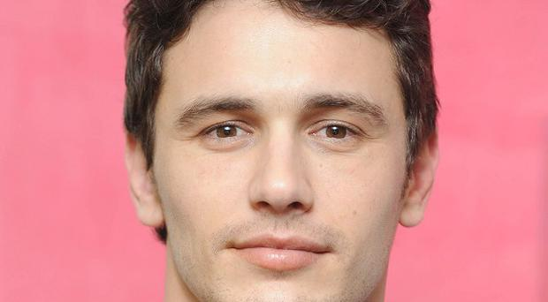 James Franco will reportedly play a rapping drug dealer