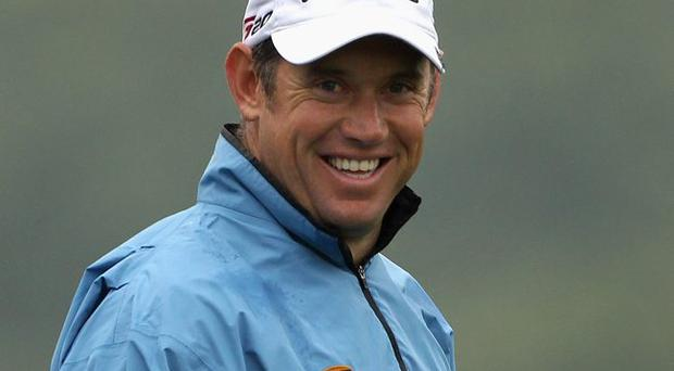 Nice work: Lee Westwood can this weekend become the highest earner ever in European Tour history