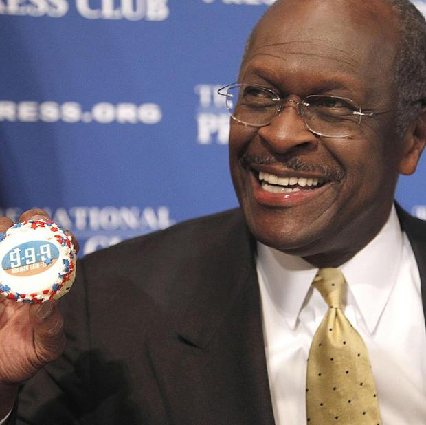 Herman Cain says the claims are part of a 'smear campaign' (AP)