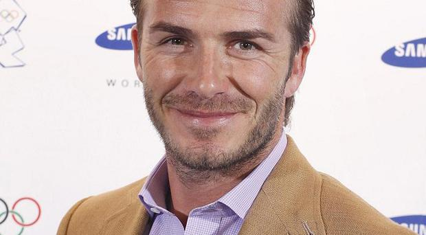 David Beckham will be the new face of Sainsbury's
