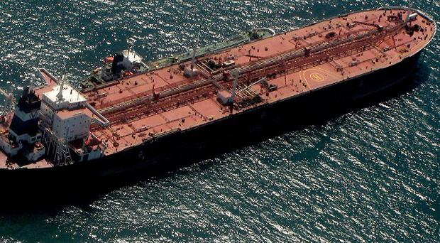 An oil tanker has been seized by pirates off the coast of Nigeria