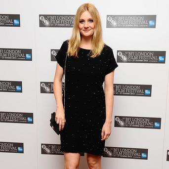 Romola Garai plays a drug addict in her latest film