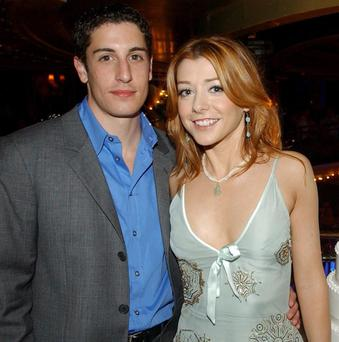 Alyson Hannigan and Jason Biggs are back for the new American Pie film