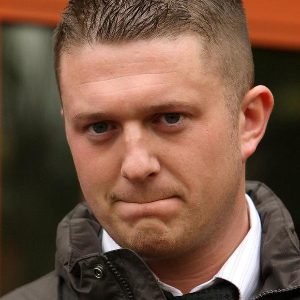 English Defence League founder Stephen Lennon was convicted of common assault