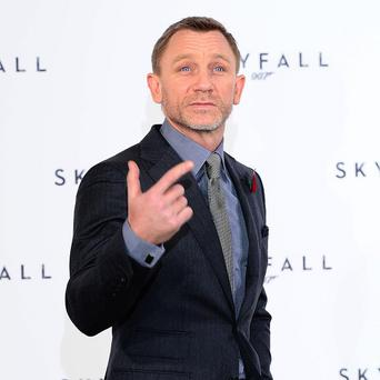 Daniel Craig will be back as James Bond in Skyfall
