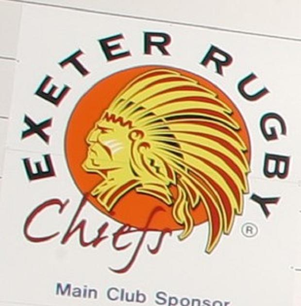 Exeter badge