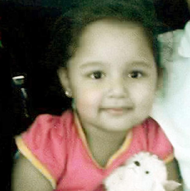 Atiya Anjum-Wilkinson, who was abducted by her father, former insurance salesman Razwan Ali Anjum, two years ago