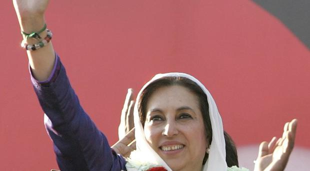 Pakistan's former prime minister Benazir Bhutto was assassinated with 20 others in a suicide attack (AP)