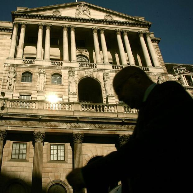 The Bank of England is not expected to roll out any further emergency measures despite the ongoing eurozone crisis