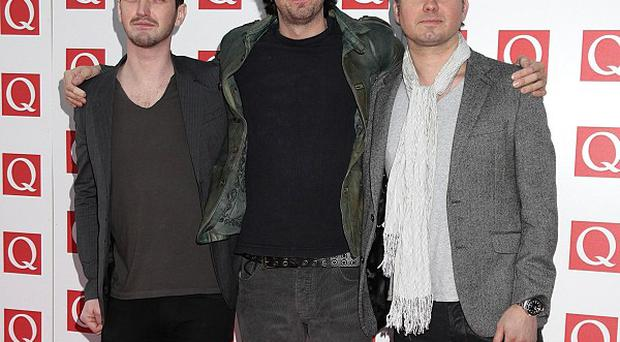 Northern Irish rockers Snow Patrol have revealed emotions could get the better of them at the MTV awards in Belfast