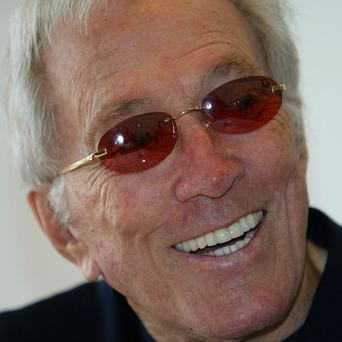 Singer Andy Williams revealed he is battling bladder cancer (AP)