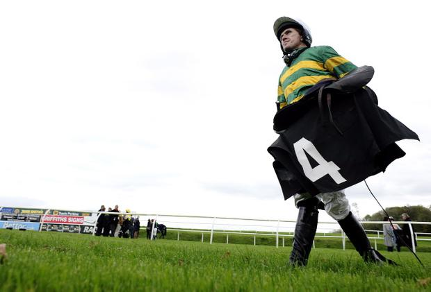 Tony McCoy trotted past post at Southwell unopposed