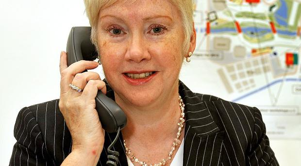 Baroness Ford