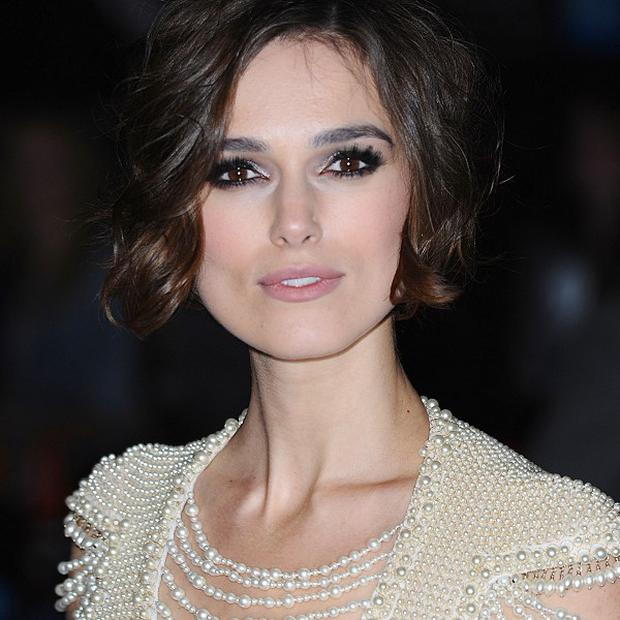 Keira Knightley is being linked to a role in Untouched