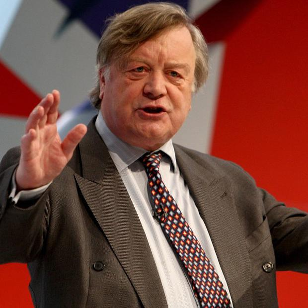 Justice Secretary Ken Clarke admits that foreign prisoners in British prisons represent a 'serious problem'