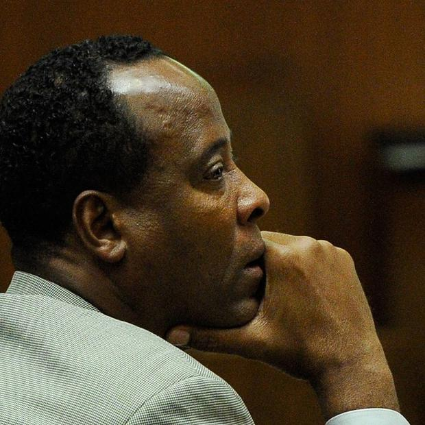 Dr Conrad Murray was found guilty over the death of Michael JAckson (AP)