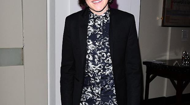 Frankie Cocozza has left The X Factor