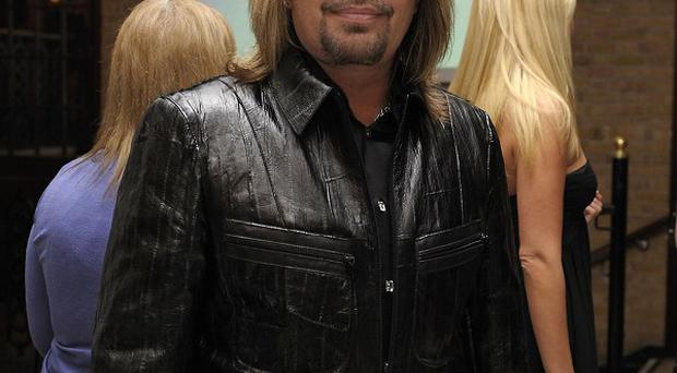 Motley Crue's Vince Neil was fined 1,000 dollars for disorderly conduct