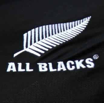 All Blacks badge