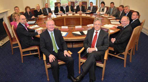 Democratic deficit: the Executive must look at ways to improve devolution and allow an official Opposition