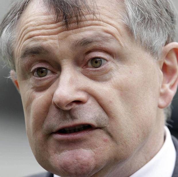Brendan Howlin, minister for public expenditure and reform, has announced changes to top civil servants' pension benefits