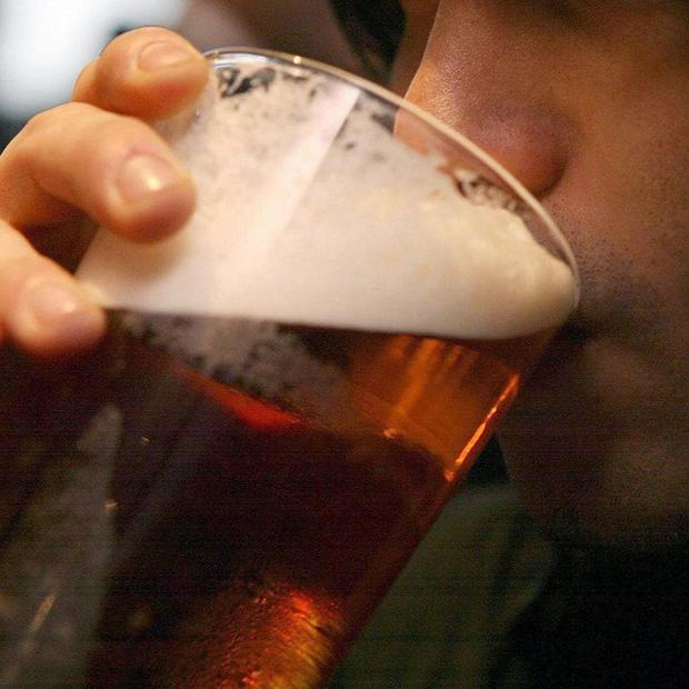 Justice Minister David Ford said alcohol was a factor in 44 per cent of arrests in 2010